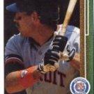 1989 Upper Deck 266 Dave Bergman