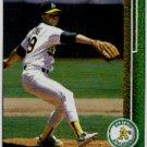 1989 Upper Deck 392 Curt Young