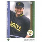 1989 Upper Deck 600 Dave LaPoint