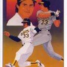 1989 Upper Deck 670 Jose Canseco TC