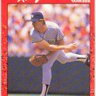 1990 Donruss 159 Andy Hawkins