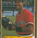 1990 Harrisburg Senators ProCards #1206 Julio Peguero