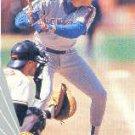 1990 Leaf 383 Tim Teufel