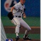 1990 Leaf 428 Charlie Leibrandt
