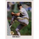 1990 Leaf 64 Bob Walk