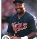 1990 Upper Deck 236 Kirby Puckett UER/(824 games, should/be 924)