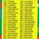1991 Donruss 647 Bill Krueger