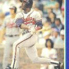 1991 Score 448 Ron Gant
