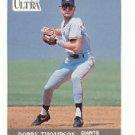 1991 Ultra #329 Robby Thompson