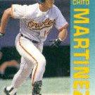 1992 Fleer 13 Chito Martinez