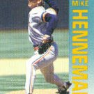 1992 Fleer 138 Mike Henneman