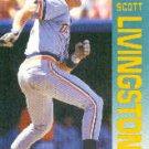 1992 Fleer 141 Scott Livingstone