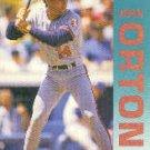 1992 Fleer 65 John Orton