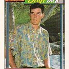 1992 Topps 474 Mike Rossiter RC