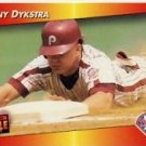 1992 Triple Play 94 Len Dykstra