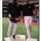 1992 Upper Deck 711 Barry Bonds CL/Andy Van Slyke