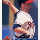 1993 Donruss 474 Mike Stanton