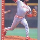 1993 Fleer #41 Jose Rijo