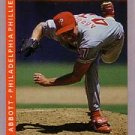 1993 Fleer #483 Kyle Abbott