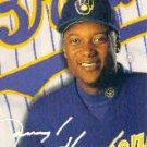 1993 Studio #40 Darryl Hamilton ( Baseball Cards )