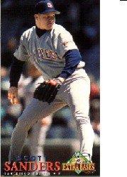 1994 Fleer Extra Bases #378 Scott Sanders