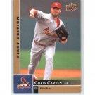 2009 Upper Deck First Edition #266 Chris Carpenter