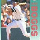 1992 Fleer 32 Wade Boggs