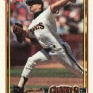 1991 Topps 96 Trevor Wilson