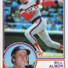 1983 Topps #362 Bill Almon - Chicago White Sox (Baseball Cards)