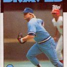 1986 Topps 220 Bob Horner