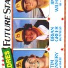 1980 Topps 685 Tim Flannery RC