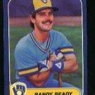 1986 Fleer 498 Randy Ready