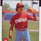 1986 Topps 475 Juan Samuel