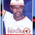 1988 Donruss 477 Carl Nichols