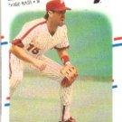 1988 Fleer 316 Rick Schu