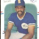 1988 Fleer 373 Alvin Davis