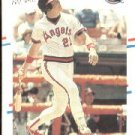 1988 Fleer 493 Wally Joyner