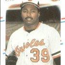 1988 Fleer 557 Ken Dixon