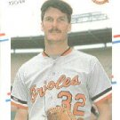 1988 Fleer 574 Mark Williamson