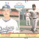 1988 Fleer 650 Jack Savage and/Todd Simmons RC