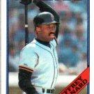 1988 Topps 570 Jeffrey Leonard