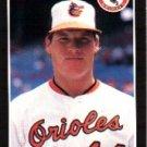 1989 Donruss 401 Mickey Tettleton
