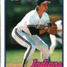 1989 Topps 739 Brook Jacoby