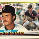 1989 Topps Big 241 Wade Boggs