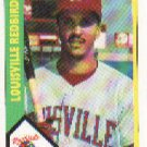 1990 Louisville Red Birds CMC 23 Pat Austin ( Baseball - Minor Leagues Cards )
