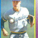 1990 Topps 538 Bill Spiers UER/(Photo actually/George Canale)