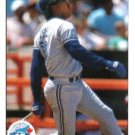 1990 Upper Deck 127 George Bell
