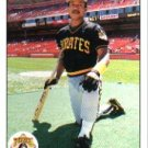 1990 Upper Deck 208 Rafael Belliard UER/(Born 1961, not 1951)