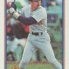 1991 Bowman 383 Benny Santiago SLUG