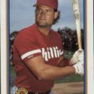 1991 Bowman 507 Darren Daulton